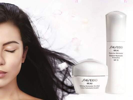 Shiseido - Ibuki