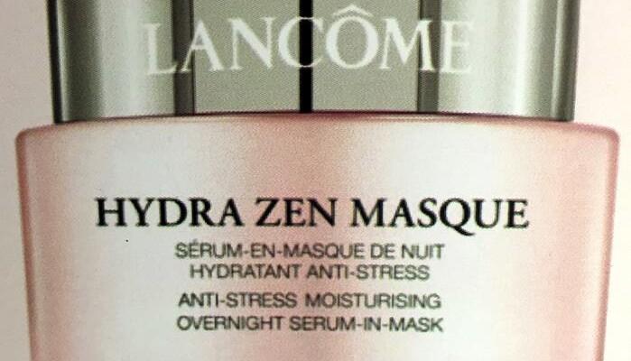 Hydra Zen Siero-in-maschera notte