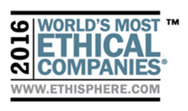 World's Most Ethical Companies (Copy)